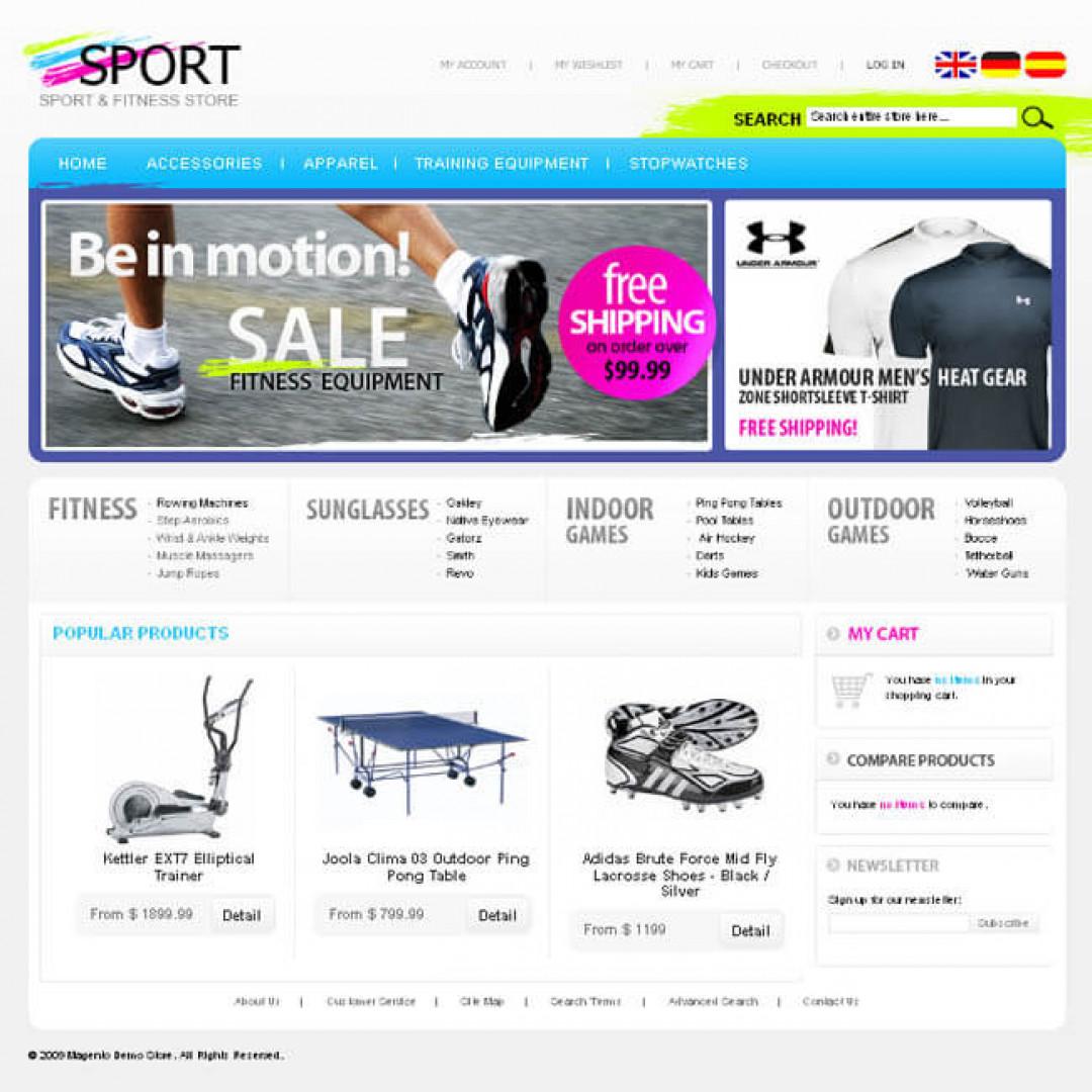 Chọn giao diện website bán hàng như thế nào?