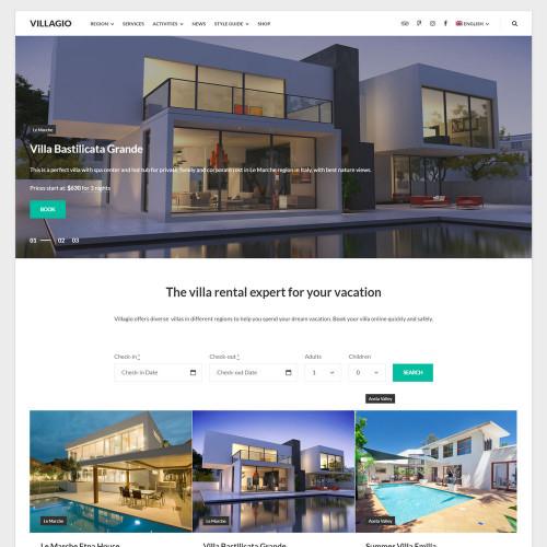 Làm website bất động sản 08
