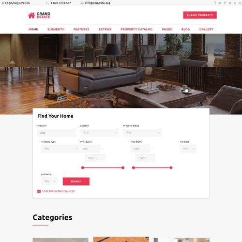 Làm website bất động sản 14