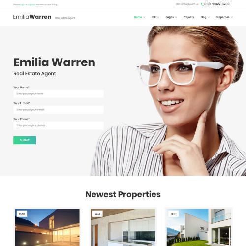 Làm website bất động sản 15