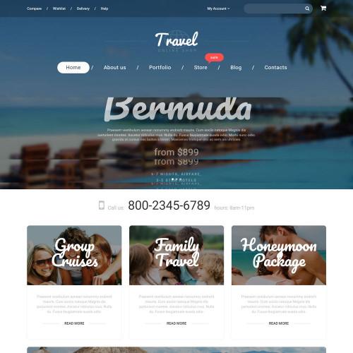Làm website du lịch 14