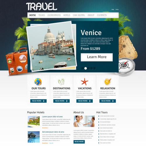 Làm website du lịch 34