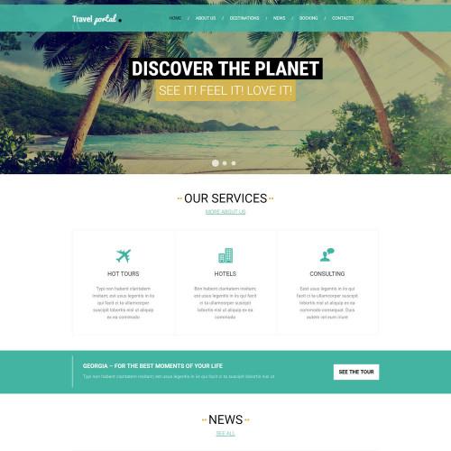Làm website du lịch 36