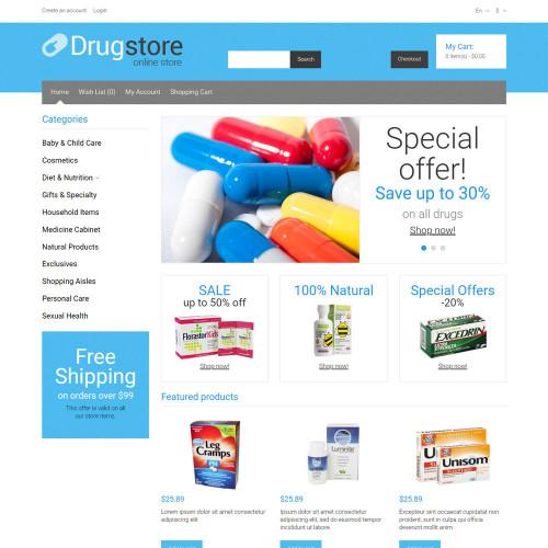 Làm website dược phẩm  12