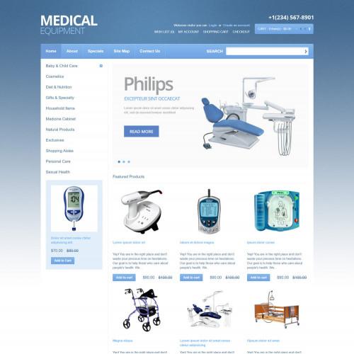 Làm website dược phẩm 34