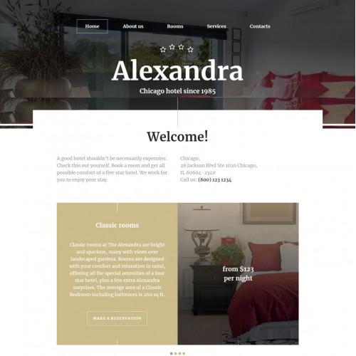 Làm website Khách Sạn 16