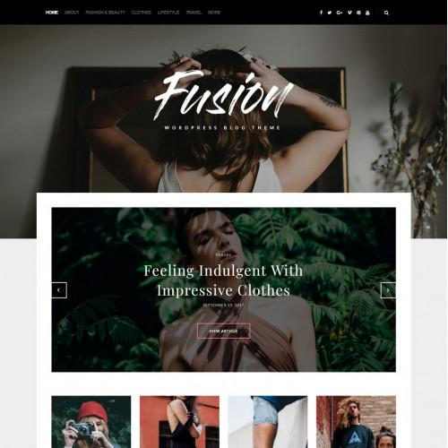 Làm website thời trang 04