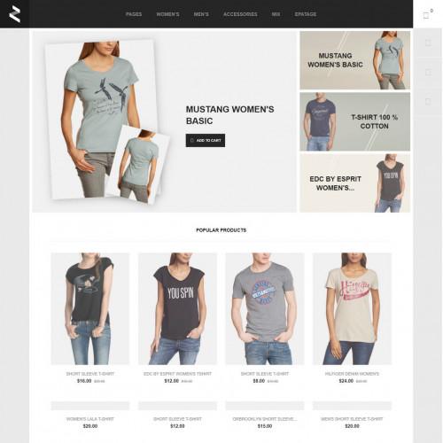 Làm website thời trang 14
