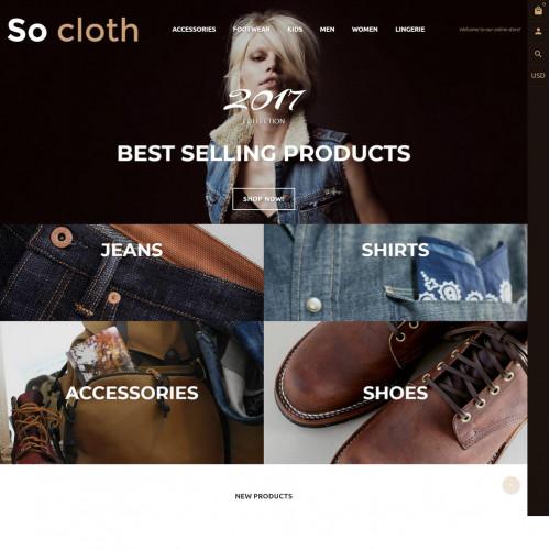 Làm website thời trang 21