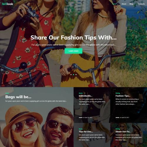 Làm website thời trang 29