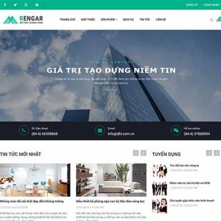 Website bất động sản 11
