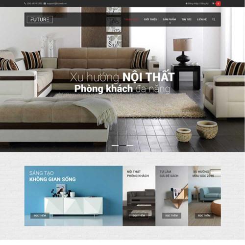 Website bất động sản 10