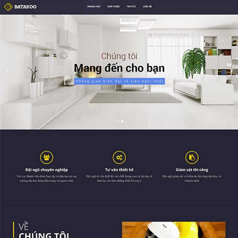 Website bất động sản 12