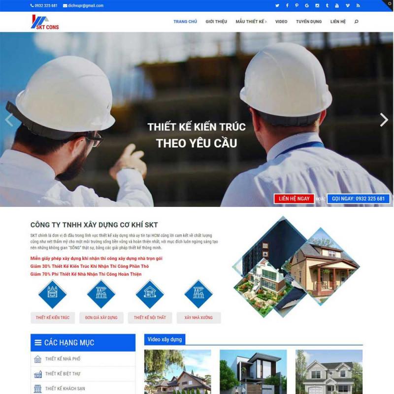 Website bất động sản 15