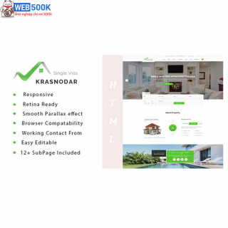 Website bất động sản 25