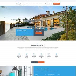 Website bất động sản 27