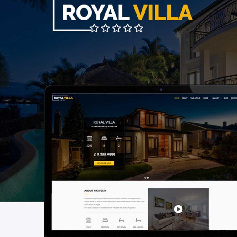 Website bất động sản 33