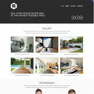 Làm website bất động sản 09