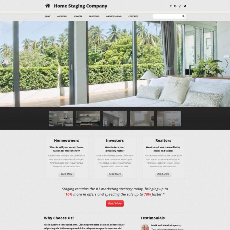 Làm website bất động sản 10