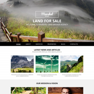 Làm website bất động sản 11