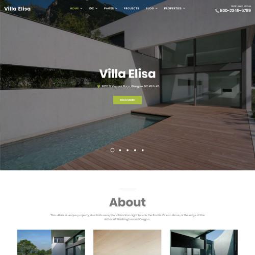 Làm website bất động sản 17