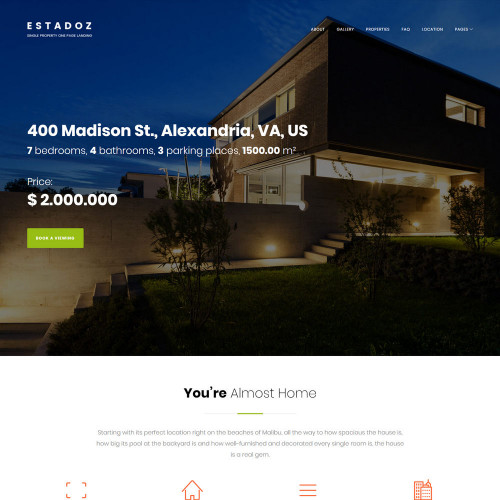 Làm website bất động sản 18