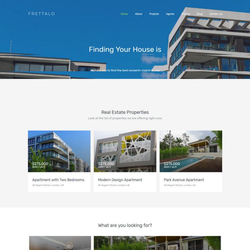 Làm website bất động sản 20
