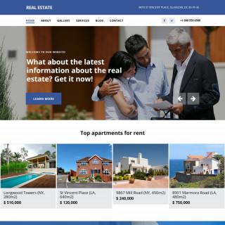 Làm website bất động sản 23