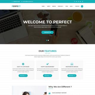 Làm website công ty 07