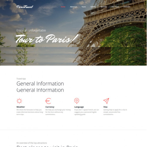 Làm website du lịch 05