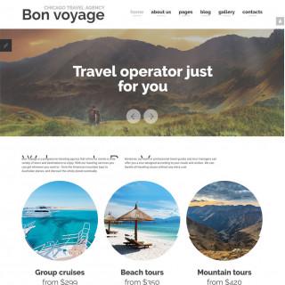 Làm website du lịch 06