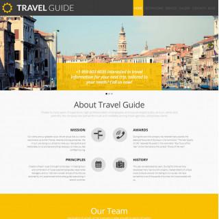 Làm website du lịch 10
