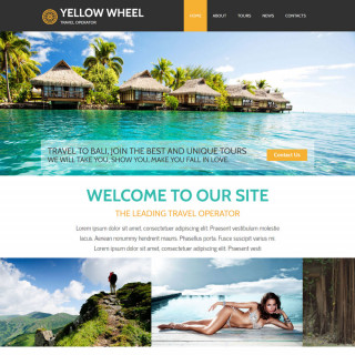 Làm website du lịch 12