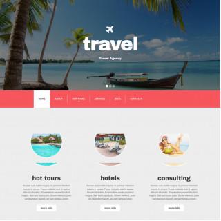 Làm website du lịch 13