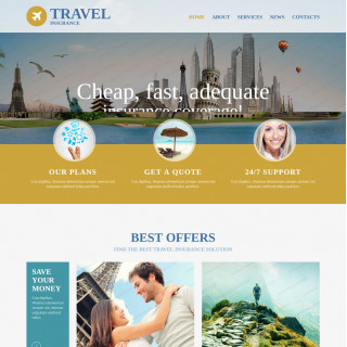 Làm website du lịch 19