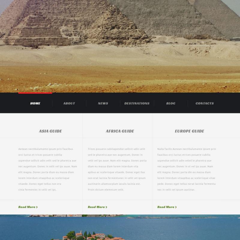 Làm website du lịch 20