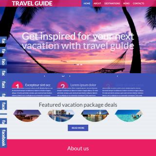 Làm website du lịch 21
