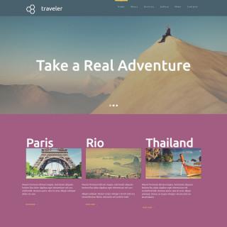 Làm website du lịch 23