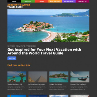 Làm website du lịch 24