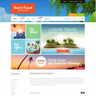 Làm website du lịch 30