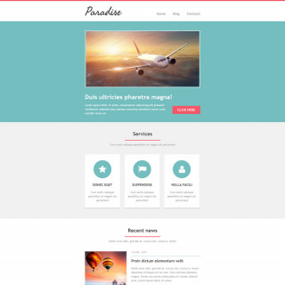 Làm website du lịch 31