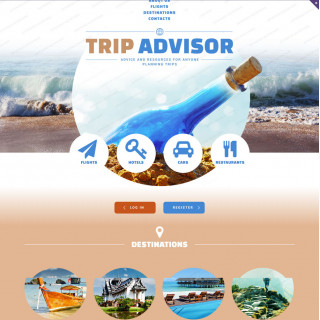 Làm website du lịch 32