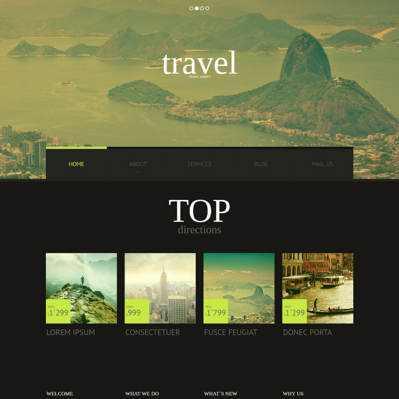 Làm website du lịch 33