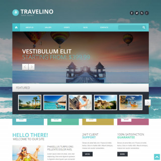 Làm website du lịch 35