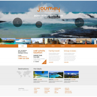 Làm website du lịch 41