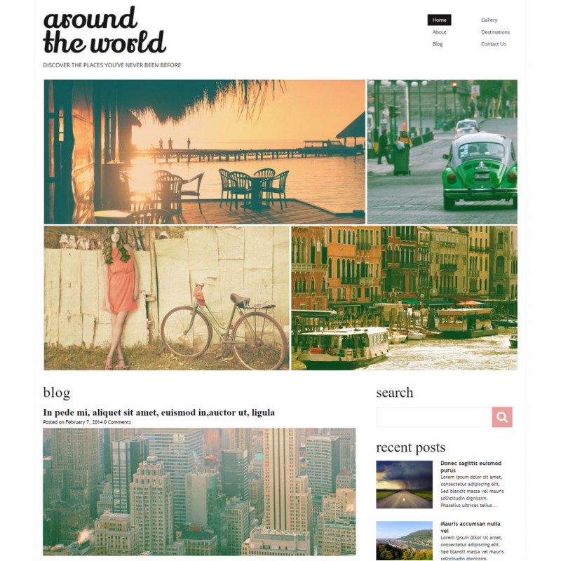 Làm website du lịch 45
