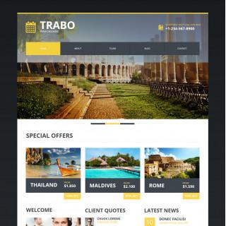 Làm website du lịch 50