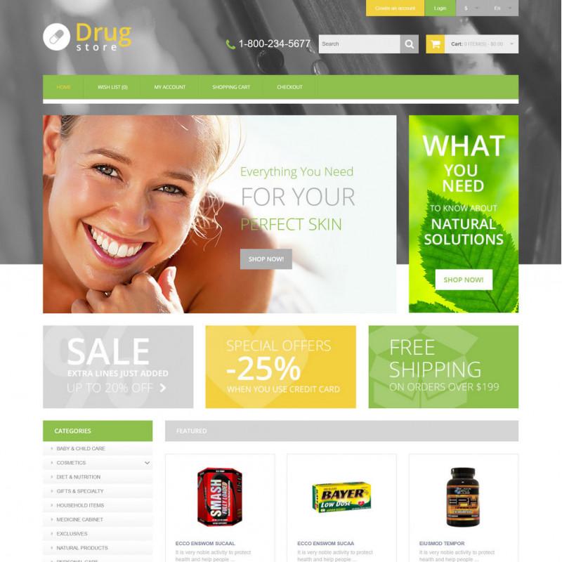 Làm website dược phẩm 21