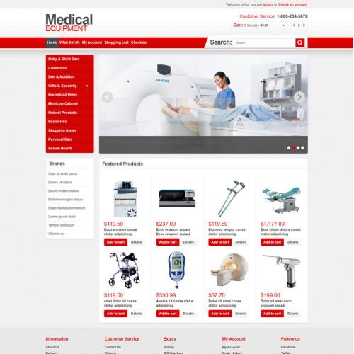 Làm website dược phẩm 25