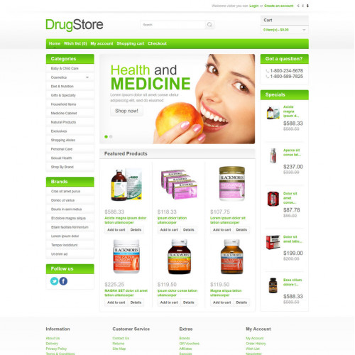 Làm website dược phẩm  26